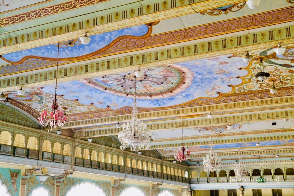 કર્ણાટક રાજયના મસૂરી શહેરમાં આવેલો ઐતિહાસિક મહેલ. A historical palace of maisuru maysore city of karnataka state