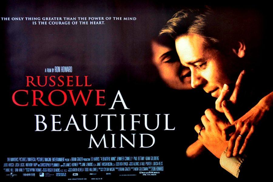 a beautiful mind film poster